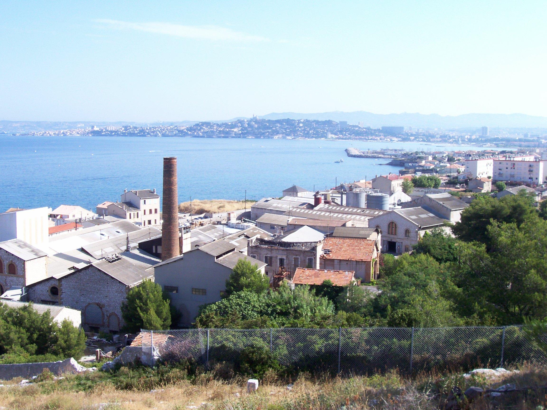 photo Ancienne usine Legré-Mante