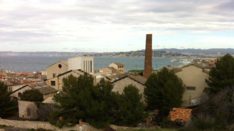 Le terrain de l'ancien site industriel Legré-Mante / France 3/ Marc Civalle